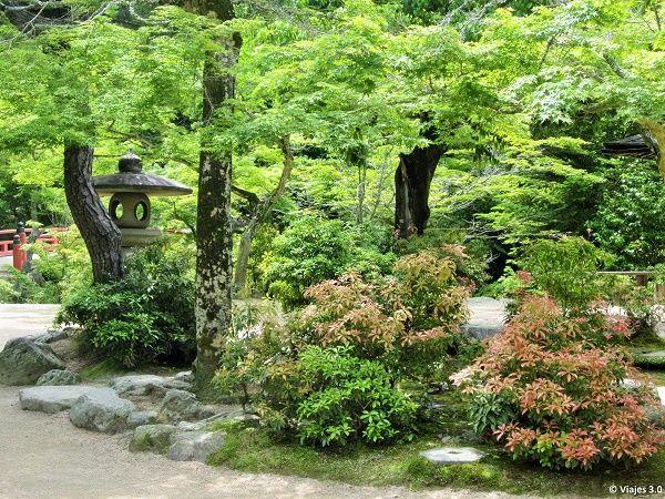 Hotel Iwaso Ryokan jardines