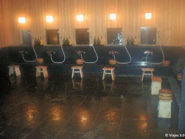 Hotel Iwaso Ryokan zona lavado