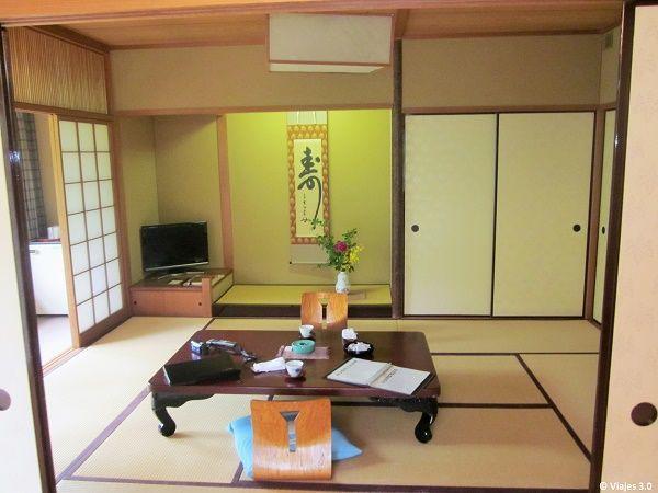 Hotel Iwaso Ryokan Salón