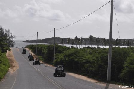 Excursión Buggy Camino Macao Punta Cana