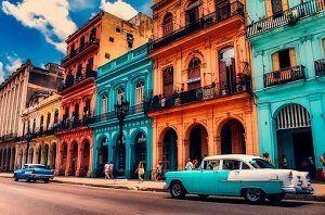 Oferta viajes Cuba 2018 Portada